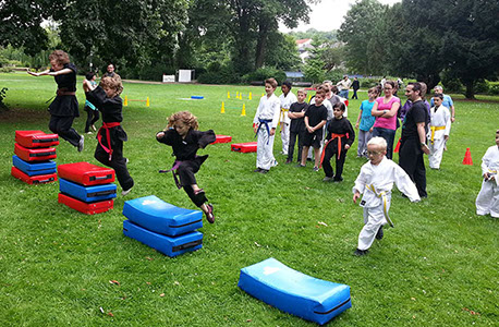 Karate in Bad Vilbel