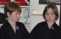 Karate im Fitness Studio Walldorf